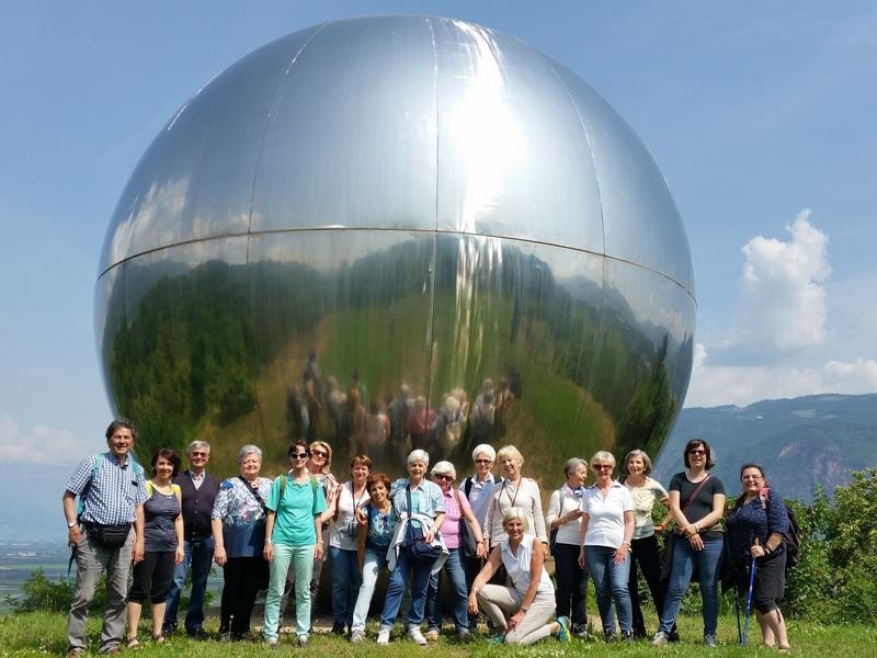 """26 maggio 2018 - Visita guidata """"Parco delle arti Hochfrangart"""""""