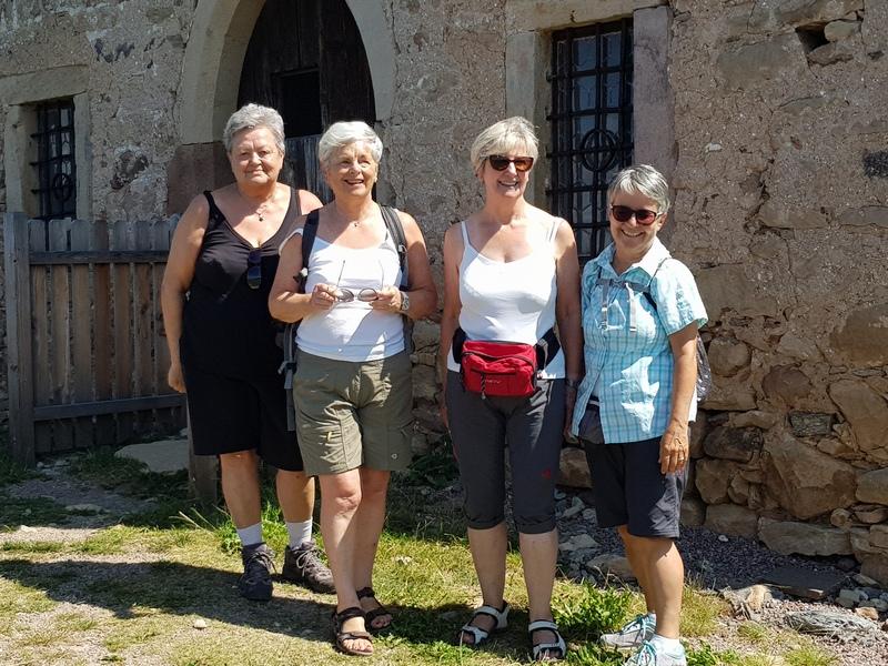 31 luglio 2018 - Gita a San Genesio