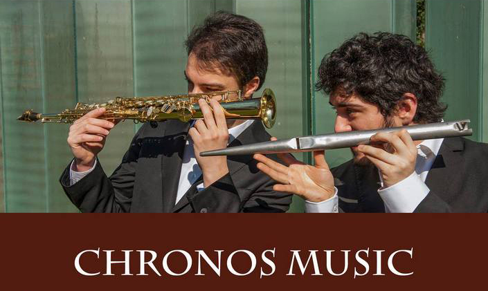 Concerto Chronos Music – Organ and Sax