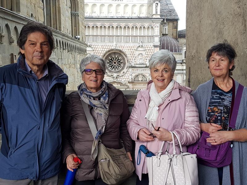 4. Mai 2019 - Feier 10 Jahre der ZB Scambia Tempo Redona (Bergamo)