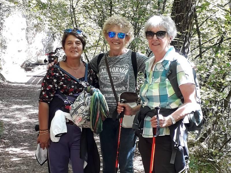 14. September 2019 - Ausflug zum Heiligtum von San Romedio