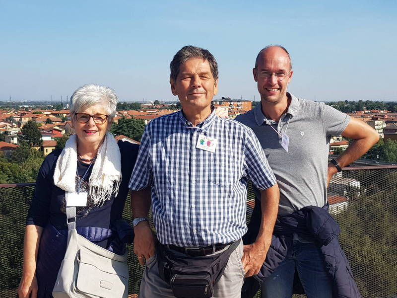 21. September 2019 - Konferenz und Besuch der ZB Trezzo sull'Adda
