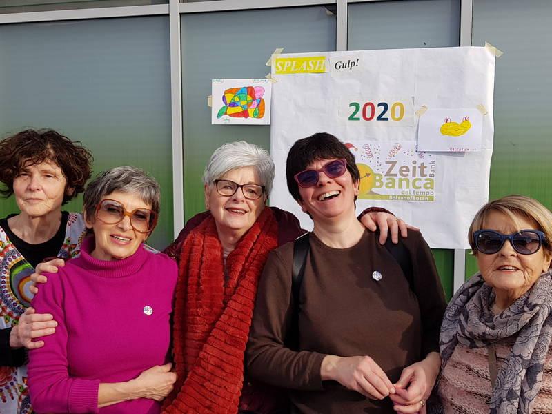 15 febbraio 2020 - Il Carnevale nel quartiere di Oltrisarco15 febbraio 2020 - Il Carnevale nel quartiere di Oltrisarco
