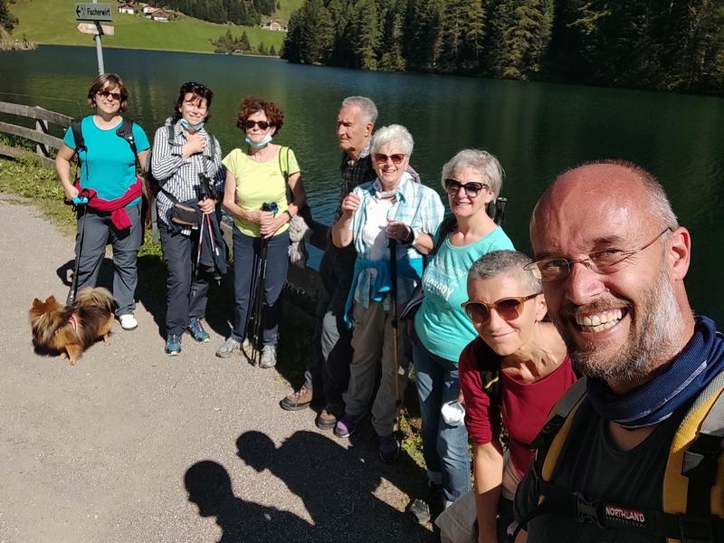 5 settembre - Gita dal Lago di Valdurna alla Malga Seeb-Alm